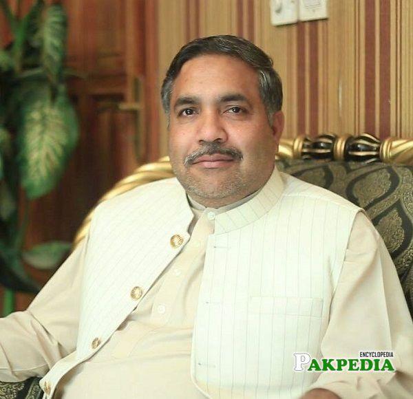 Muhammad Arshad Malik Biography