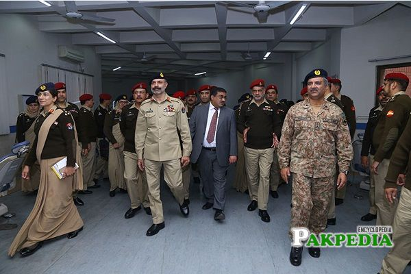 Combined Military Hospital Kharian