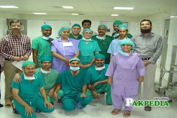 Shaikh Zayed Hospital Doctors