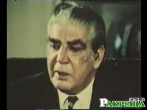 Yahya Khan Military Career