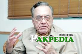 Khurshid Mahmood Kasuri comes from a traditional political family
