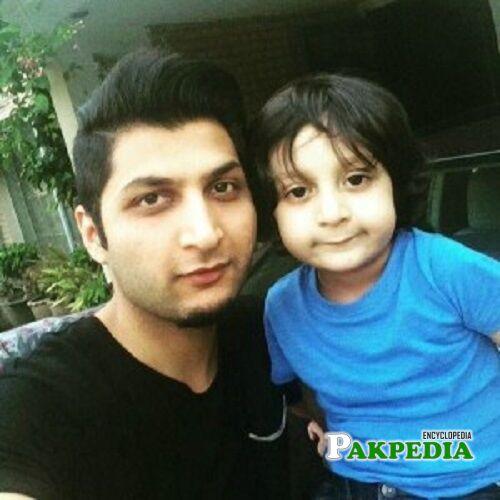 Bilal Saeed Family