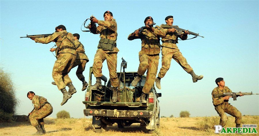 Pakistan Army Best