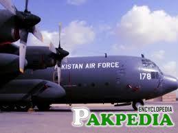 Pakistan Air Force Craft