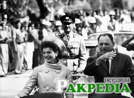 Ayub Khan an Historical Image