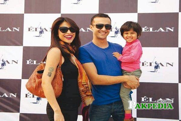 Meesha Shafi Family