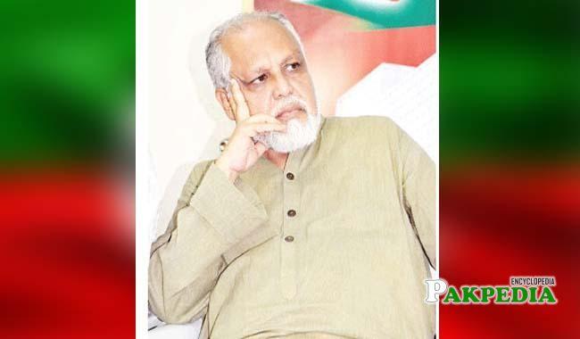 PTI senior member