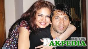 Mohammad Asif And Veena Malik