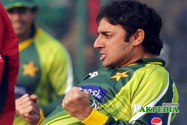 saeed ajmal cricket academy