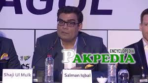 Salman Iqbal in press conference
