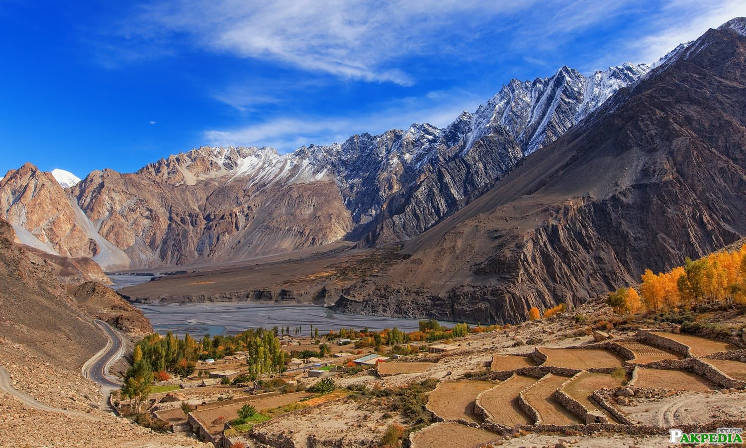 Gojal Valley Over View