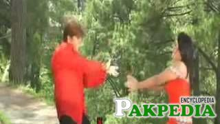 Pashto Ghadar Film 2012 Arbaz Khan And Jahinger Khan Realising Eid