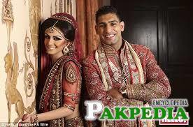 faryal and amir got married