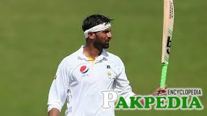 Shoaib Malik in test Match