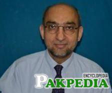Shifa International Hospital Director