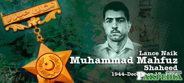 Muhammad Mahfuz Nishan-e-Haider