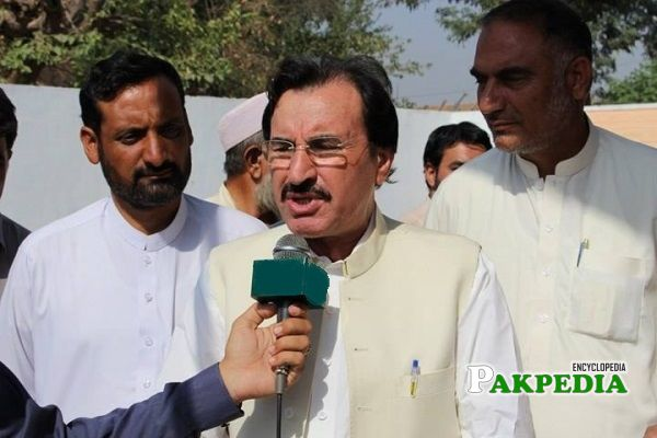 MNA Nasir Khan demand abolition of FCR from Fata