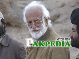 Akbar Bugti has a great Personality