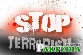 StopTerrorism in Pakistan