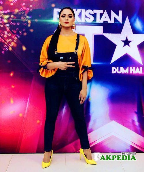 Veena Malik Shows