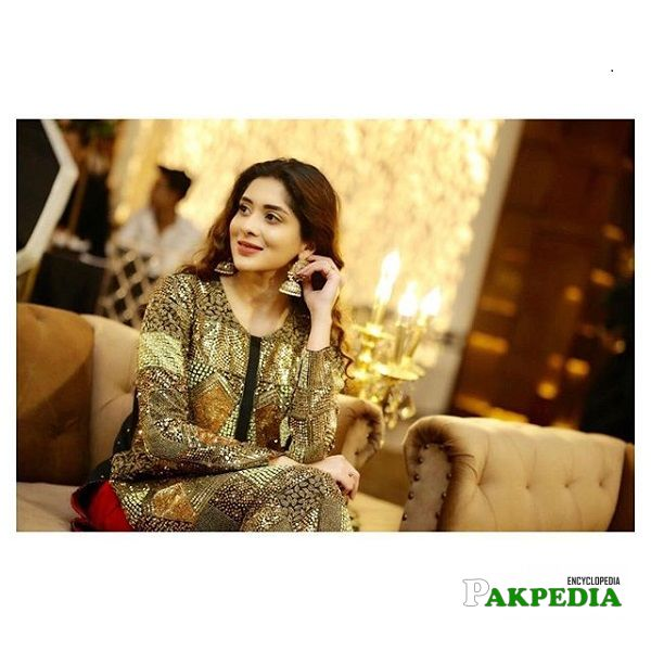 Azekah Daniel at the wedding of Aiman and Muneb