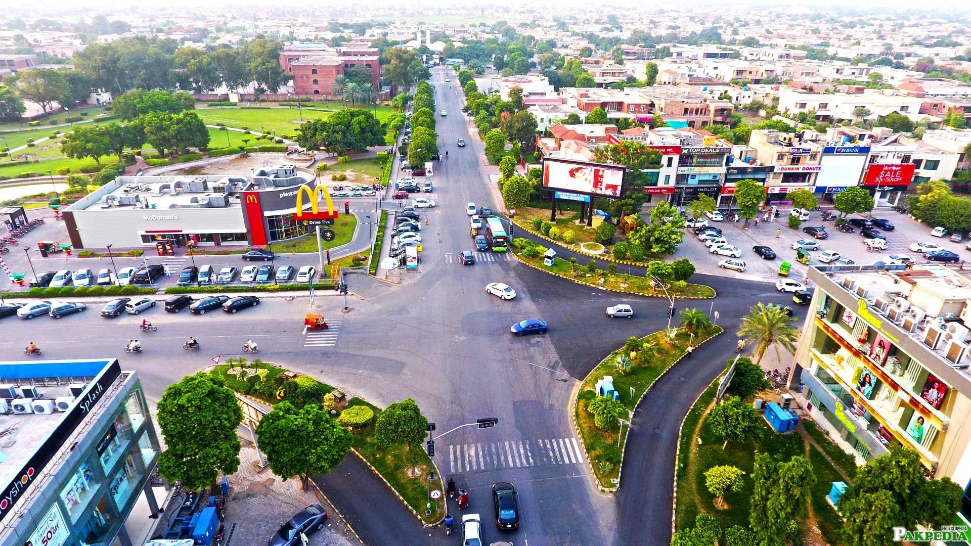 WELCOME DHA LAHORE