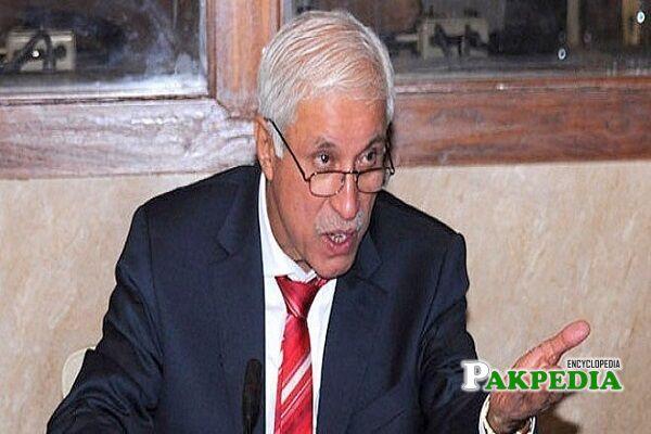 Qaiser Ahmed Sheikh Biography