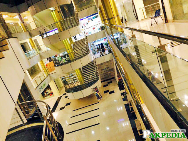 Shopping mall in quetta