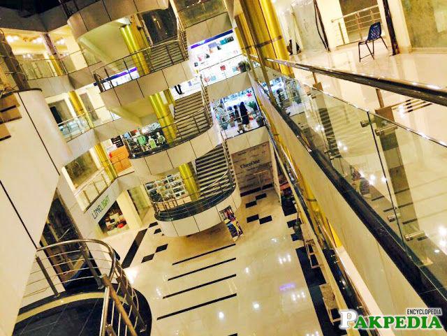 Shopping mall in quetta