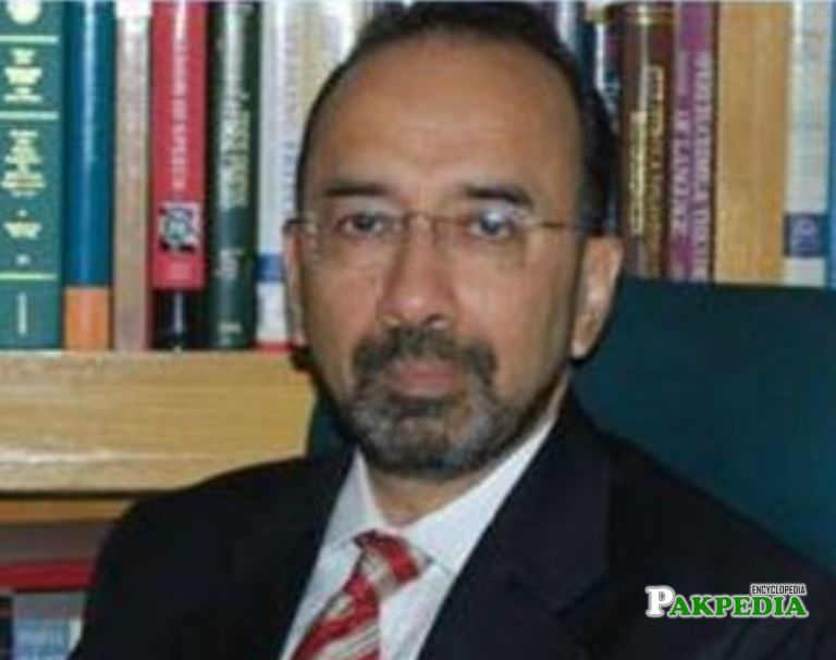 Makhdoom Ali Khan is a Senior Advocate