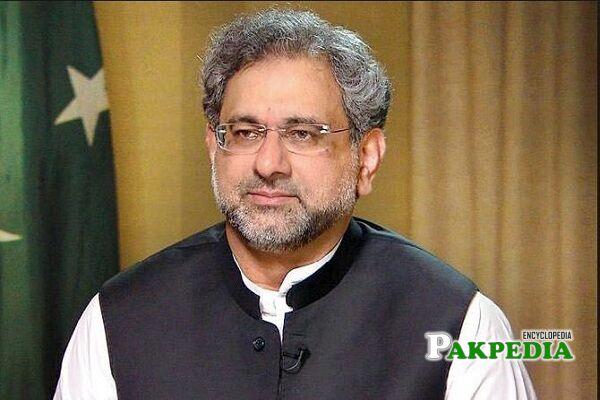Shahid Khaqan Abbasi education