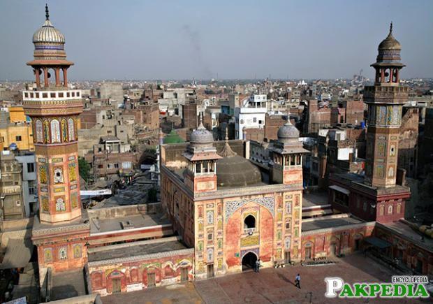 Wazir khan Mosque Lahore