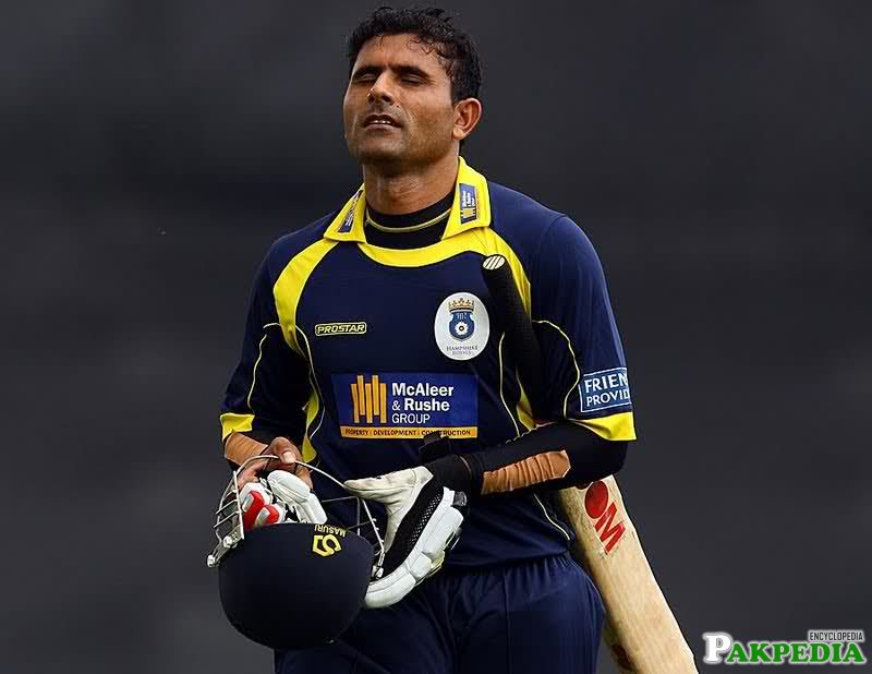 Abdul Razzaq is a great cricketer