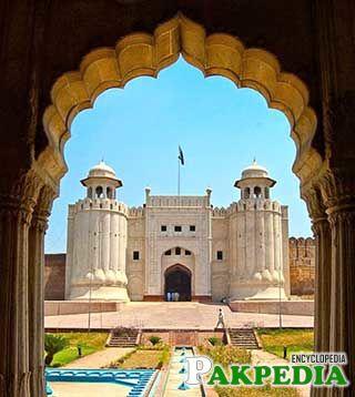 Lahore Fort (Shahi Qila) Lahore, Pakistan.