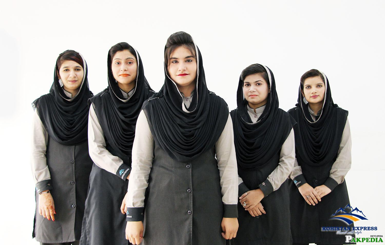 Kohistan Express Crew photo