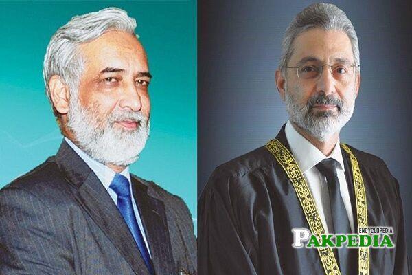 Justice Mushir Alam retirement