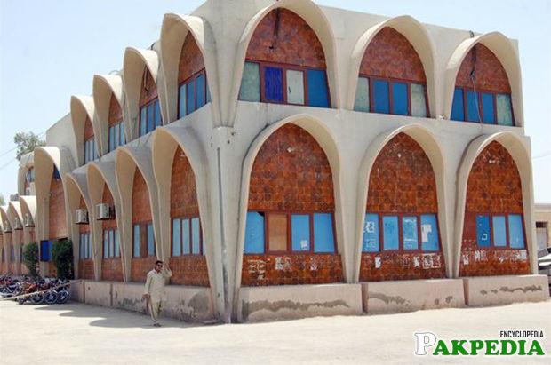 Shahnawaz Bhutto Libraray