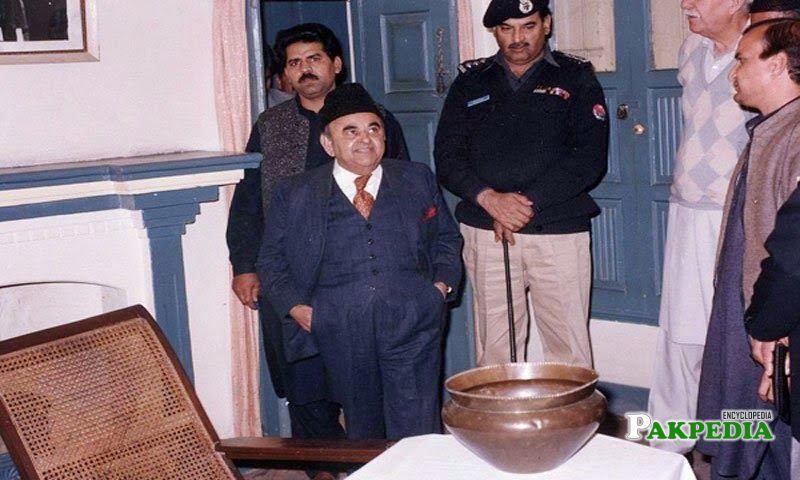 CJP, Pakistani Judge