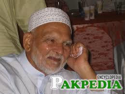 Personal image of Khwaja Shamsuddin Azeemi