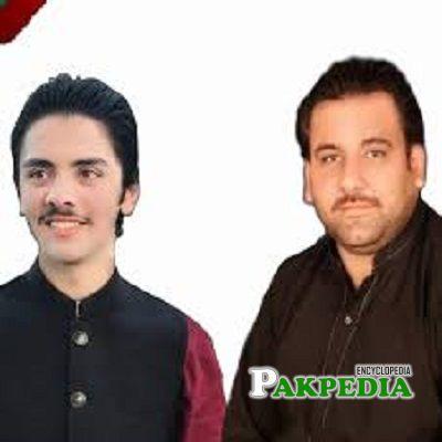 Majeed Niazi family