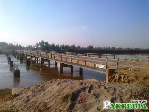 Qadirabad Balloki Link Canal