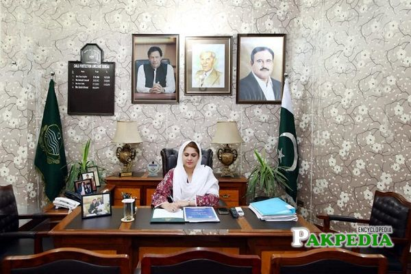 Sarah Khan appointed as Chairperson at the Child Protection and Welfare Bureau