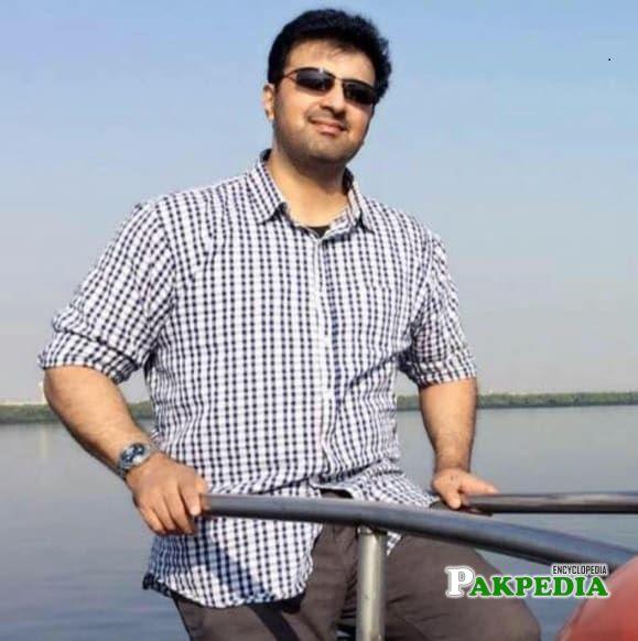 Asad Malik Family details