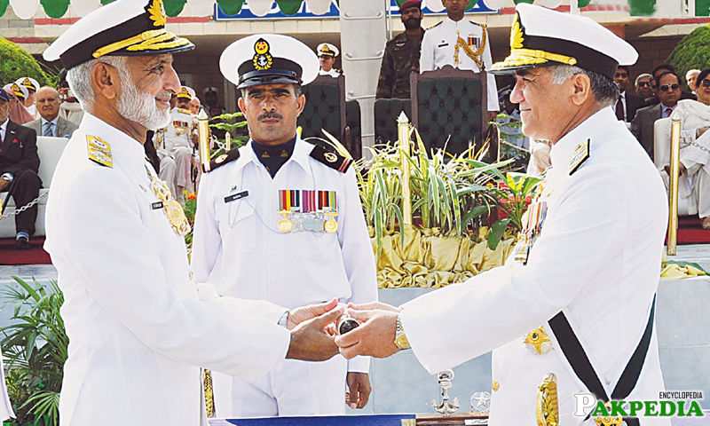 Pakistan Navy Chiefs