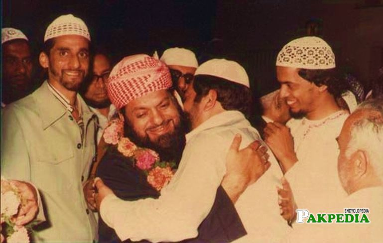 Hazrat Maulana Muhammad Shafee Okarvi visited South Africa for the second time in 1979-80