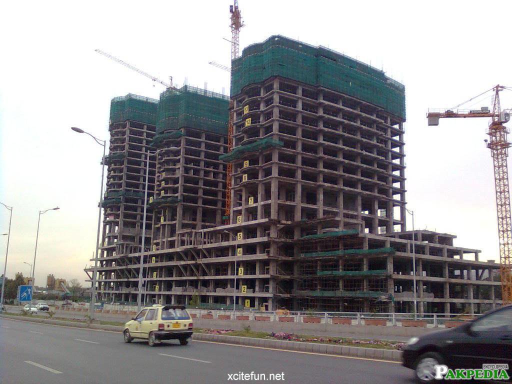 Centaurus Complex islamabad