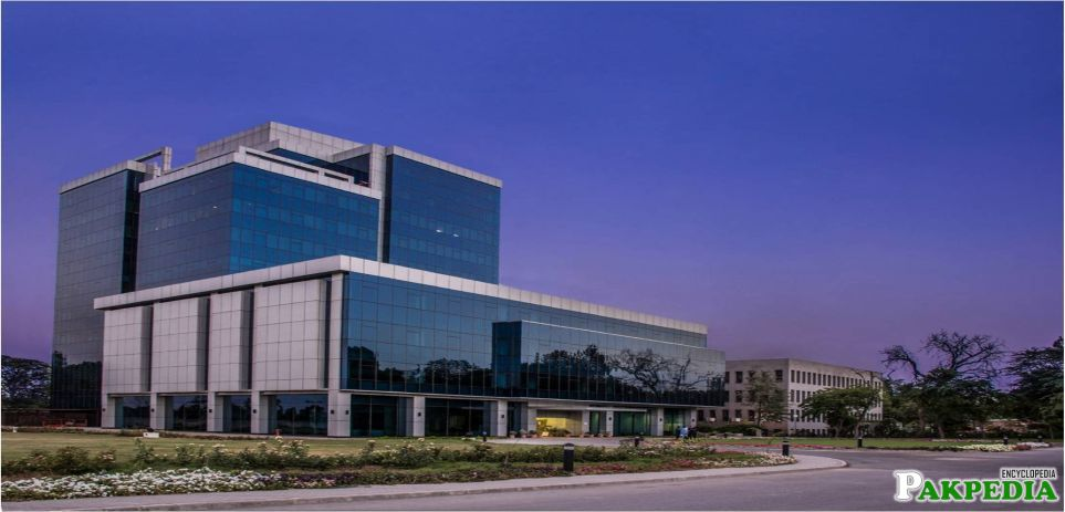 Attock Refinary Limited Building