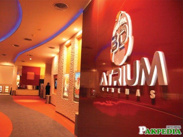 Karachi Atrium cinema