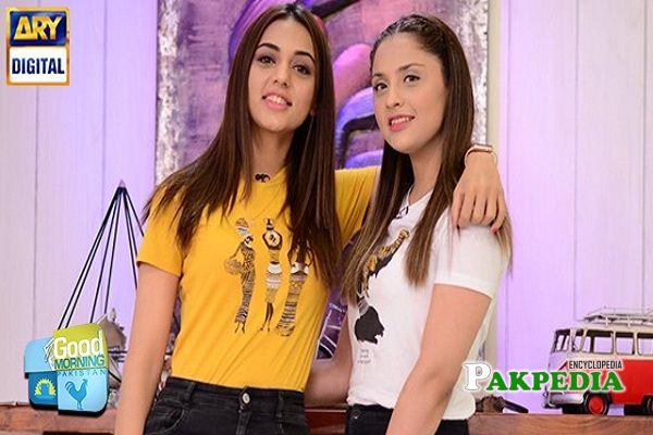 Maryam Noor sister