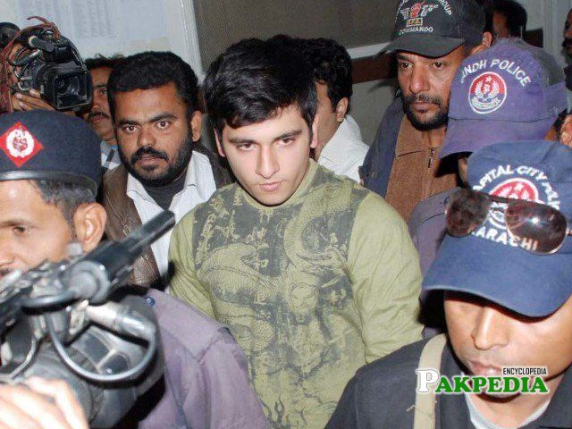 Shahrukh jatoi after releasing from bail